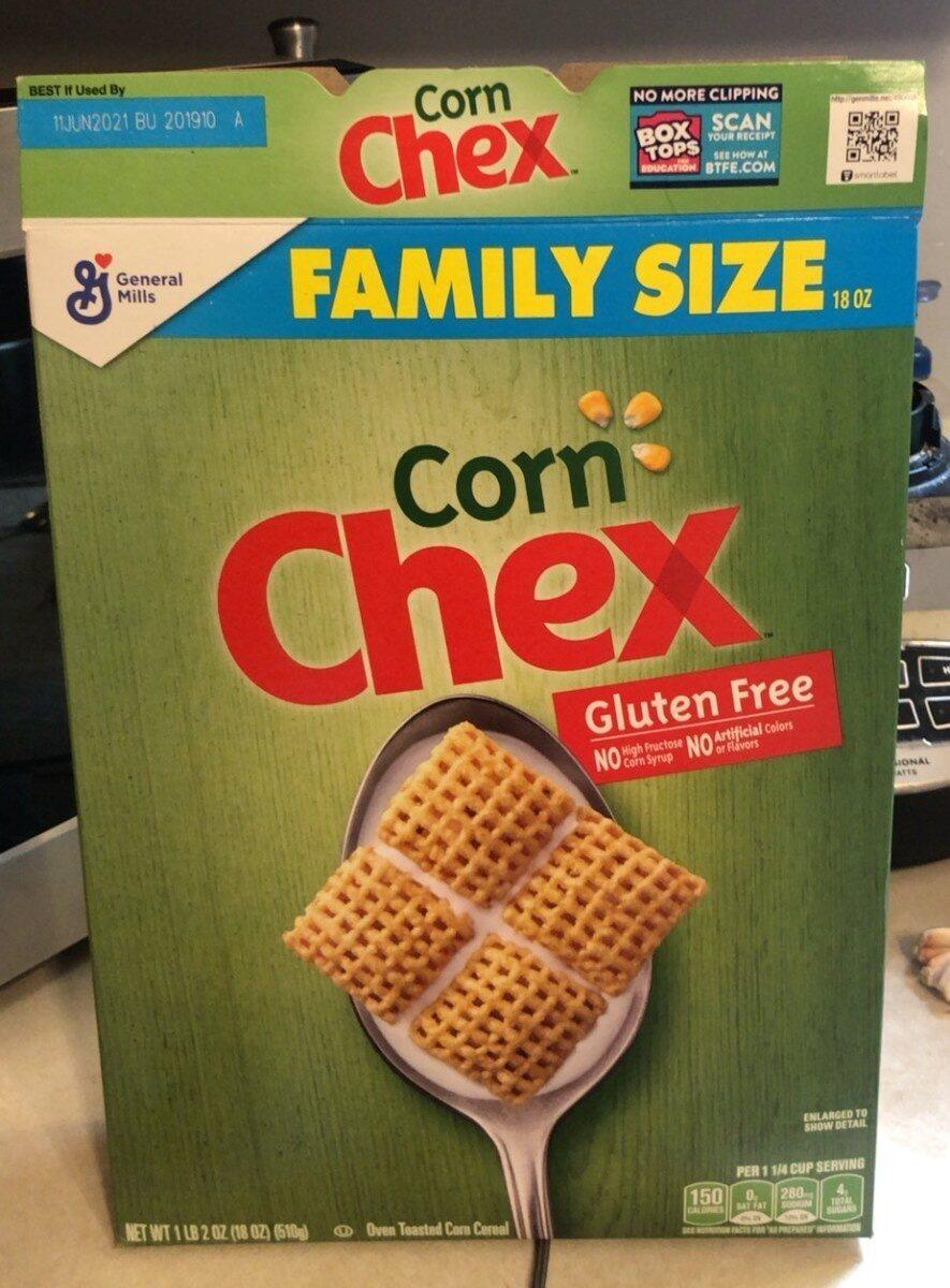 Corn chex cereal gluten free - 产品 - en