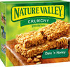 Crunchy Oats & Honey Cereal Bars - Product