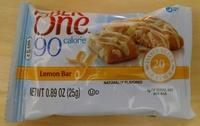 Calorie lemon bar baked bars - Product - en