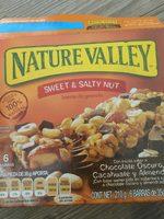 Barres de granola Sweet & Salty nut - Producto - fr