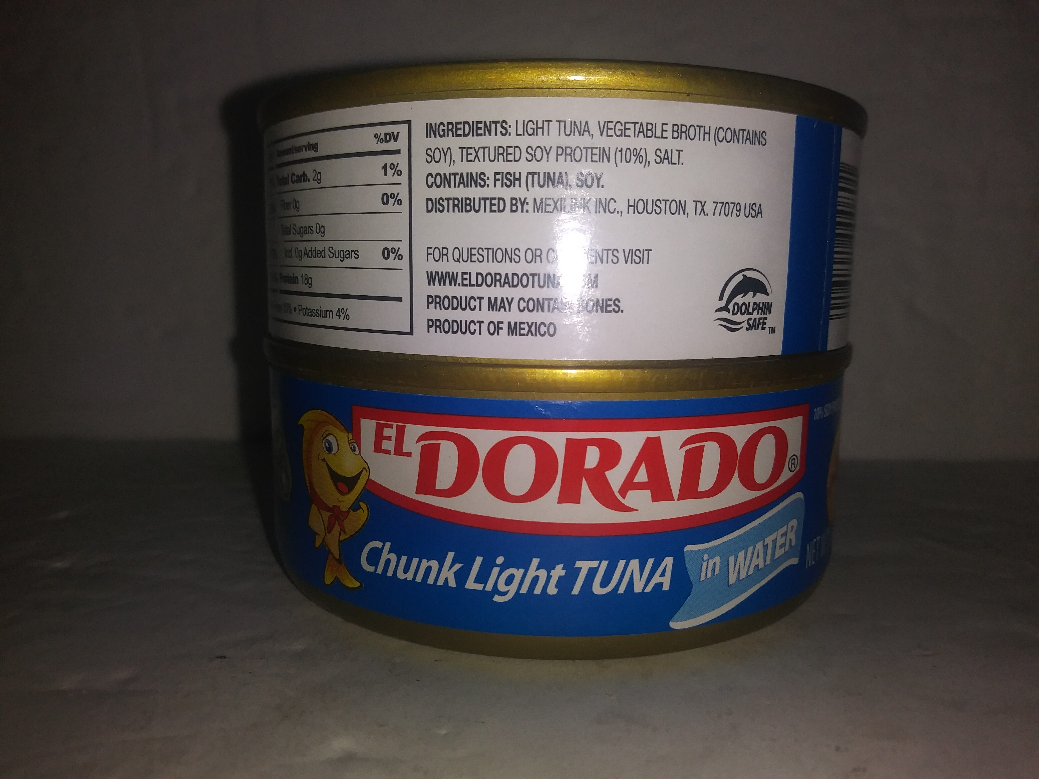 Chunk Light Tuna Fish in Water - Prodotto - en