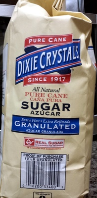 All Natural Pure Cane Sugar - Product