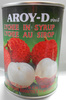 Lychee au sirop - Product