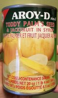 Toddy Palm's Seeds & Jackfruit In Syrup - Product - en
