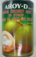 Chair De Coco Sirop Aroy-d - Product