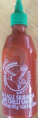 Sriracha Hot Chilli Sauce - Product