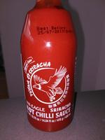 Sriracha Hot Chilli Sauce - Product