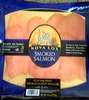 Scottish style smoked salmon nova lox - Product