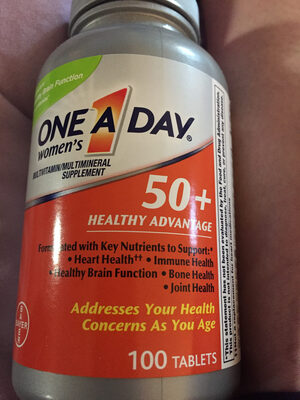One a Day Women's 50+ - Produit