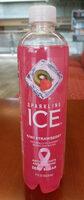 Sparkling Mountain Spring Water, Kiwi Strawberry - Produit - en