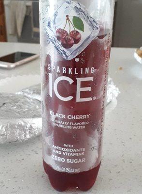 Sparkling Ice Black Cherry - Produit - fr