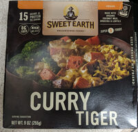 Curry Tiger - Product - en