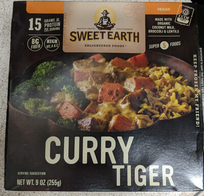 Curry Tiger - Product