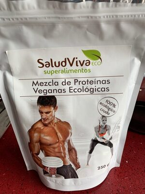 Mezcla de proteínas veganas ecológicas - Producto