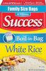 Success boilinbag white rice - Product