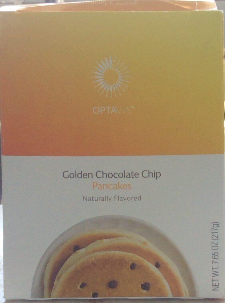 Golden Chocolate Chip Pancakes - Product - en