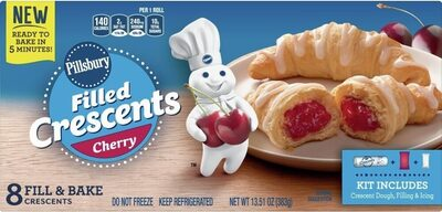 Filled crescents - Product - en
