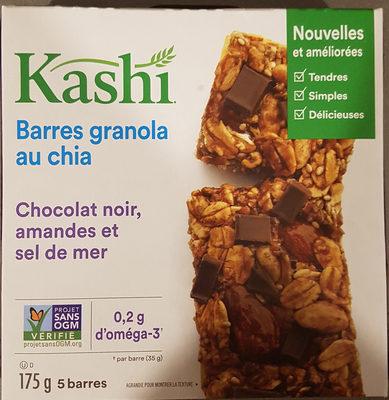 Kashi Barre Chocolat Amande - Product - fr