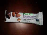 Kashi Chocolate Almond Sea Salt with Chia Chewy Granola Bar - Product - en