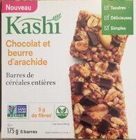 Barres chocolat et beurre d'arachide - Product - fr