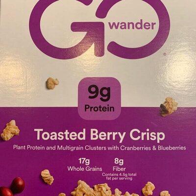 Kashi Golean Cereal Crisp Toasted Berry 14oz - Product - en