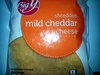 Shredded Mild Cheddar Cheese - Product