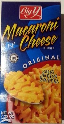 Macaroni N' Cheese - Product
