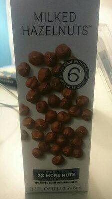 Milked Hazelnuts - Product - fr
