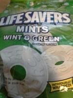 Lifesavers Mints Wint O Green - Product