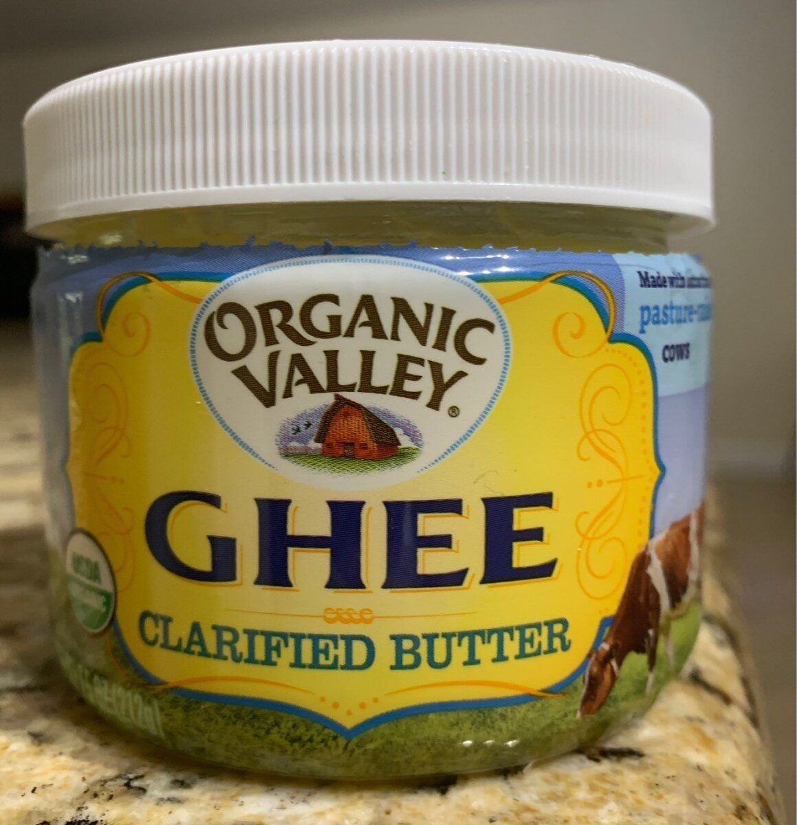 Ghee clarified butter - Product