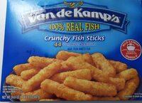 Crunchy Fish Sticks - Product