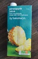 Pineapple juice - Product