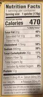 Atomic Tart Sour Beer - Nutrition facts - en