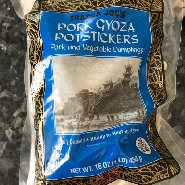 Pork Gyoza potstickers - Product