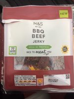 BBQ BEEF JERKY 25gr - Product