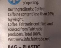 Herbal Tea - Ingredients - en