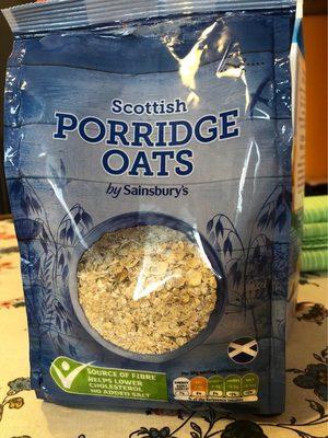 Porridge oats - Produit - fr