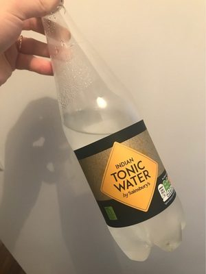 Indian tonic water - Produit