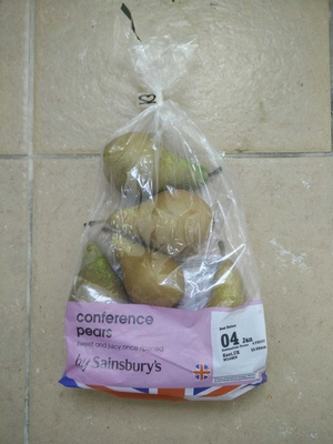 conference pears - Product