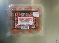 Organic cherry tomatoes - Product