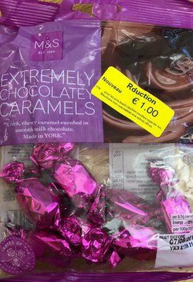 Extremely Chocolatey Caramels - Produit