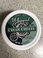 Whipped cream cheese - Product