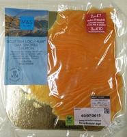 Scottish Lochmuir™ oak smoked salmon - Product - en