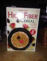 High fiber cereal - Product - en