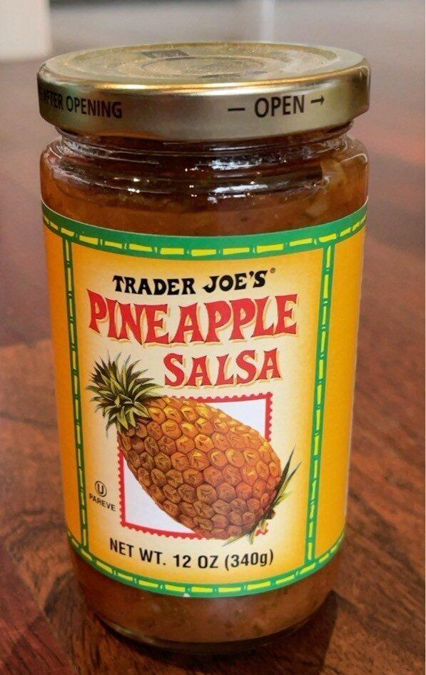 Pineapple Salsa - Product - en
