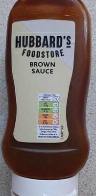Brown Sauce - Product - en