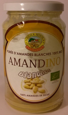 Amandino Blanches - Produit - fr