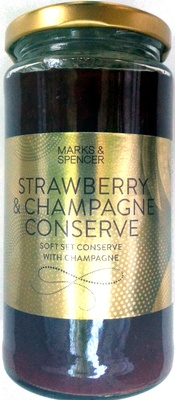 Strawberry & Champagne Conserve - Product