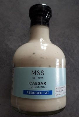 Caesar Dressing Reduced Fat - Product
