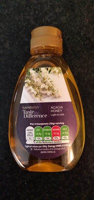 Acacia Clear Honey - Product - en